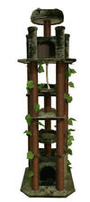 "Honolulu Cat Tree-81"" Tall,1 Color Choice *Free Shipping In The United States*"