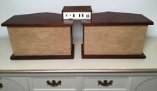 Bose 901 Series I Speakers W/ Equalizer Professionally Serviced-Very Nice!