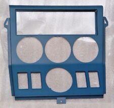 BMW Genuine Z3 2000-2002 Topaz Blue Interior Dashboard Trim Switch Cover NEW
