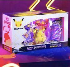More details for *pre order* pokemon celebrations 25th anniversary pikachu premium figure...