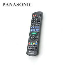 ORIGINAL PANASONIC REMOTE CONTROL N2QAYB000979 N2QAYB000615 Blu-ray DVD Recorder