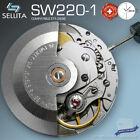 MOVEMENT AUTOMATIC SELLITA SW220-1, HH4, STANDARD - COMPATIBLE ETA 2836