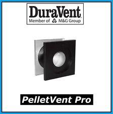 "DURAVENT PELLETVENT PRO Pipe 4"" Diameter Wall Thimble #4PVP-WT NEW!"