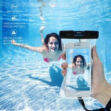 Funda impermeable para Móviles 2 packs Mpow Waterproof Case White