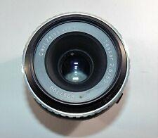 TESSAR 2.8/50 Camera mount lens CARL ZEISS JENA 8997799