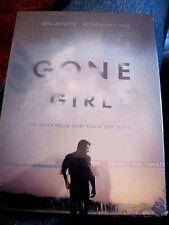 Gone Girl (DVD,2015) Ben Affleck;Tyler Perry) NEW;Slipcover;I Ship Faster
