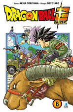 Manga - Star Comics - Dragon Ball Super 6 - Nuovo !!!
