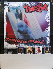 Marcia Ball, Let Me Play With Your Poodle Poster (J10)