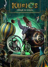 Cirque de Soleil - Kurios  1000 Piece Jigsaw Puzzle Made by Trefl