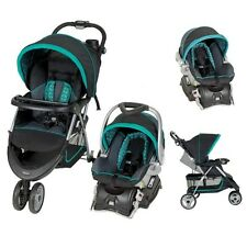 Baby Stroller Car Seat Infant Travel System Newborn Carriage Folding Cart Canopy