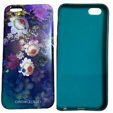 Cynthia Rowley FLORAL Snap-On Slim Shield GEL Case for Use with iPhone 6