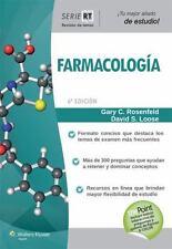 Board Review: Farmacología : Serie Revisión de Temas by Gary C. Rosenfeld and...