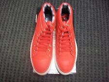 New Men's Vikings Red - White 1553-09 Casual Sneaker Shoes Size 9 Brand New!