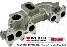 "Toyota 20R (1975-1980) High Performance new ""torquer"" Cannon intake manifold"
