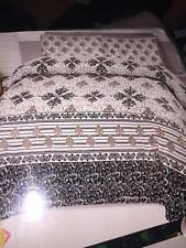 3pc luxury bedsheet gorgeouse Bedding Complete With Pillow Cases & Fitted Sheet