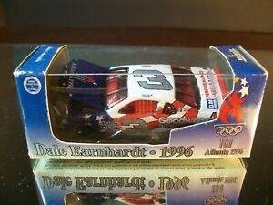 Dale Earnhardt #3 GM Goodwrench Atlanta Olympics 1996 Chevrolet Monte Carlo 1:64