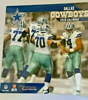 Dallas Cowboys 2019 Calendar  Vintage W