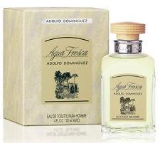 AGUA FRESCA de ADOLFO DOMINGUEZ - Colonia / Perfume EDT 120 mL - Hombre / Man