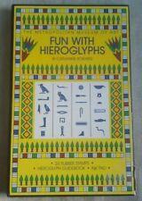Fun With Hieroglyphs The Metropolitan Museum of Art