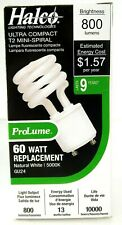 Prolume CFL13/50/GU24 Twist & Lock Base Compact Fluorescent Light Bulb