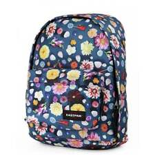 EASTPAK Out Of Office Backpack - Navy Plucked Flower School bag EK767-75R