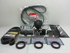 GENUINE TIMING BELT & WATER PUMP + COMPLETE KIT ACURA HONDA V6 #10