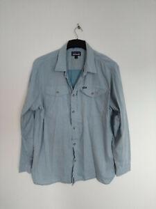 Patagonia - Light Blue Shirt - Size XXL - Good Condition