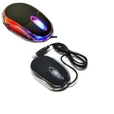 Gaming Mouse, with Led Lights, Ergonomic, for Notebook, PC, Mac