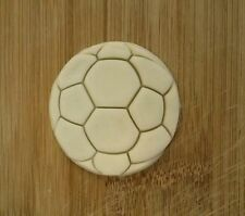 FOOTBALL BISCUIT CUTTER SEAMLESS COOKIES CRAFT CAKE DECORATING SUGARCRAFT