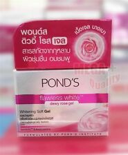 POND s Flawless White Dewy Rose Gel Whitening Soft Gel for All Skin Types 10g