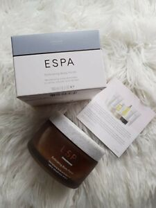 ESPA Exfoliating Body Polish Scrub 180ml RRP £34 BARGAIN LOVELY GIFT