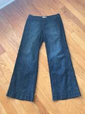 EUC Joie Tag Size 8 Denim Wide Leg Jeans