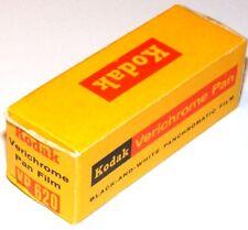Vtg VP 620 Kodak Verichrome Pan Expired 06/67 Black & White Film Panchromatic