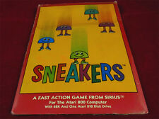 Atar XL:  Sneakers - Sirius Software 1980