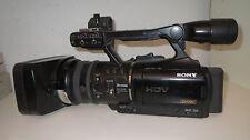 Sony HVR-V1E Camcorder  HÄNDLER GEPRÜFT mit XLR MIKRO
