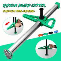 Manual Gypsum Board Cutter Hand Push Drywall Artifact Woodworking Cutting Tool