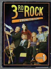 3rd Rock from the Sun - Season 1 (DVD, 4-Disc Set) John Lithgow Joseph Gordon-Le