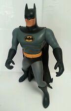 "BATMAN - Original 1994 DC Comics Batman 14"" Figure Animated Action DC Lights"