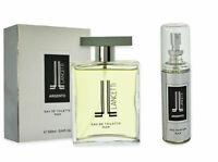 Profumo Uomo LANCETTI ARGENTO Edt 100ml + Deodorante Spray + Campioncini Regalo