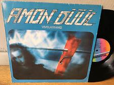 LP   Germany  1982 AMON DUUL II - Vive La Trance