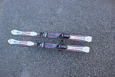 Rossignol Bandit Freeride Jr. 120cm Kids Skis w/marker Bindings