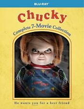 Chucky-Complete 7-Movie Collection (Blu Ray) (7Discs)