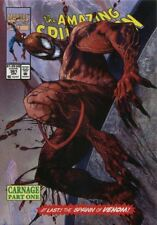 Marvel Masterpieces 2018 Tier 3 What If? [499] Base Card WI-79 Carnage