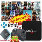 2017 JULY Model MXQPro Latest Android TV Box Quad Core KODI 17.3