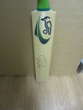 Ricky Ponting signed full size Kookaburra Cricket bat + Photo proof & COA