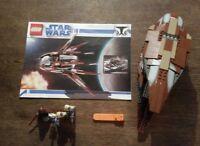Solar Sailer ™  Star Wars™ Set 7752 mit Minifiguren !