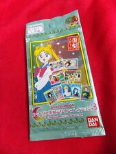 REPRINT Sailor Moon TRADING CARDS Carddass Revival Collection3 / 4 cards pack