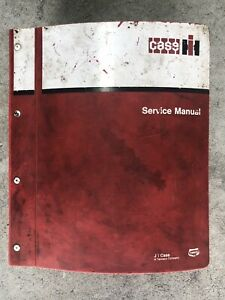 Case-IH 785 795 885 895 995 Tractor Service Manual Don 8-85071, Original!