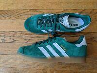 Adidas Originals DA8872 Gazelle Green Casual Sneakers Shoes US 9 New