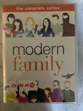 Modern Family The Complete Series DVD Brand New See Details